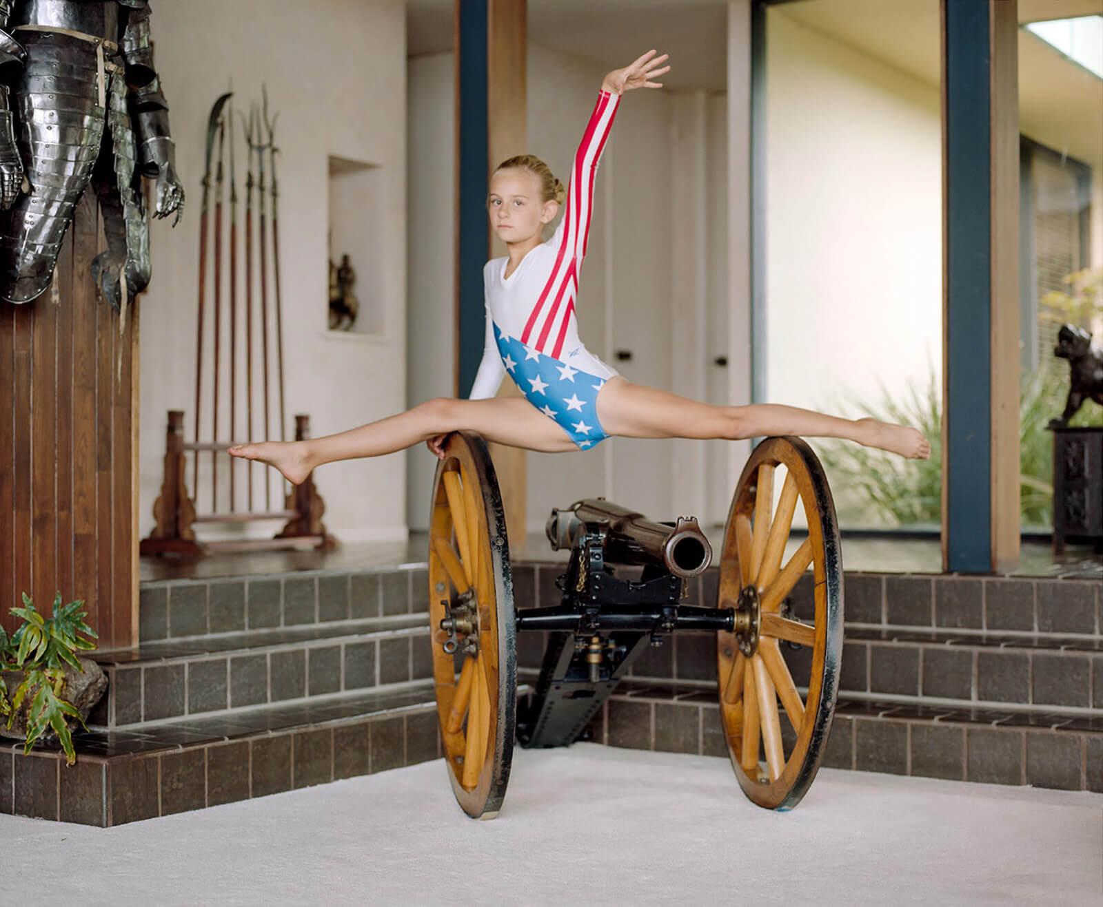 Buck_Ellison_Living_Trust_06_Sierra_-Gymnastics-Routine