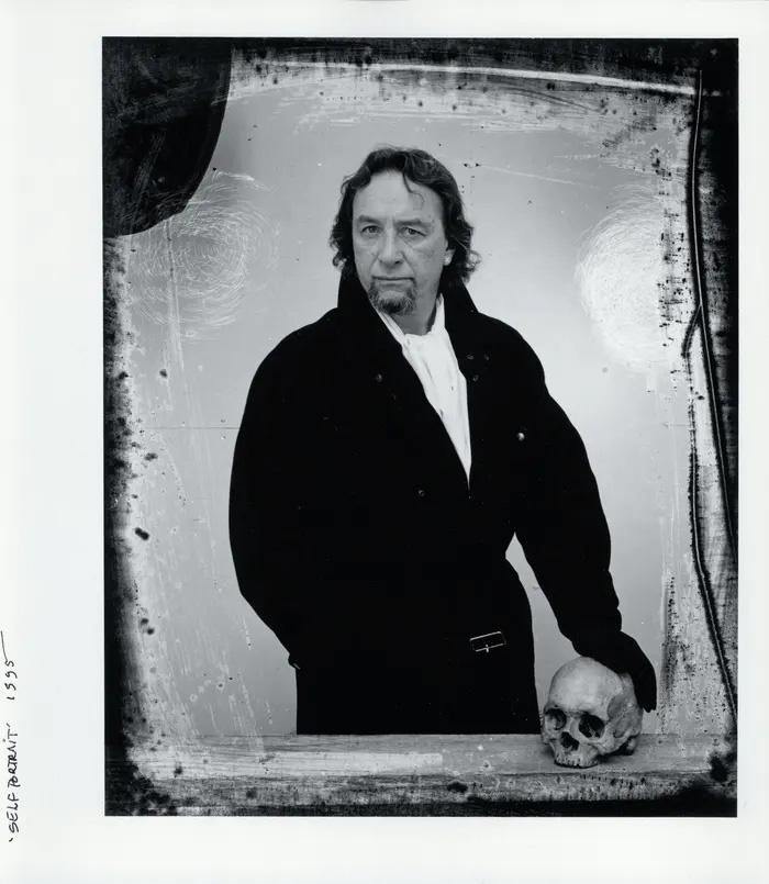 Joel-Peter_Witkin_Self_Portrait_1995-delpire