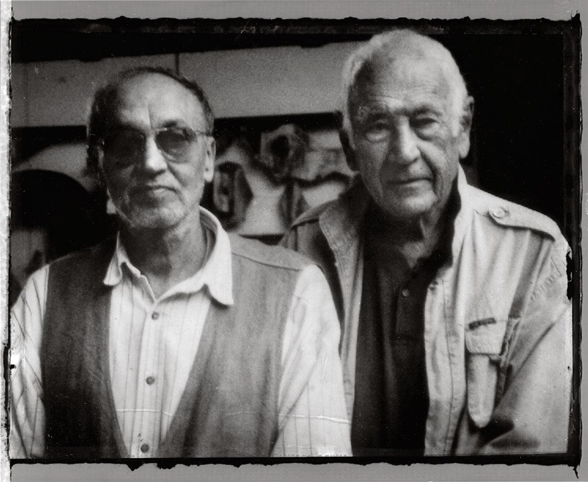 Robert-Delpire-André-François