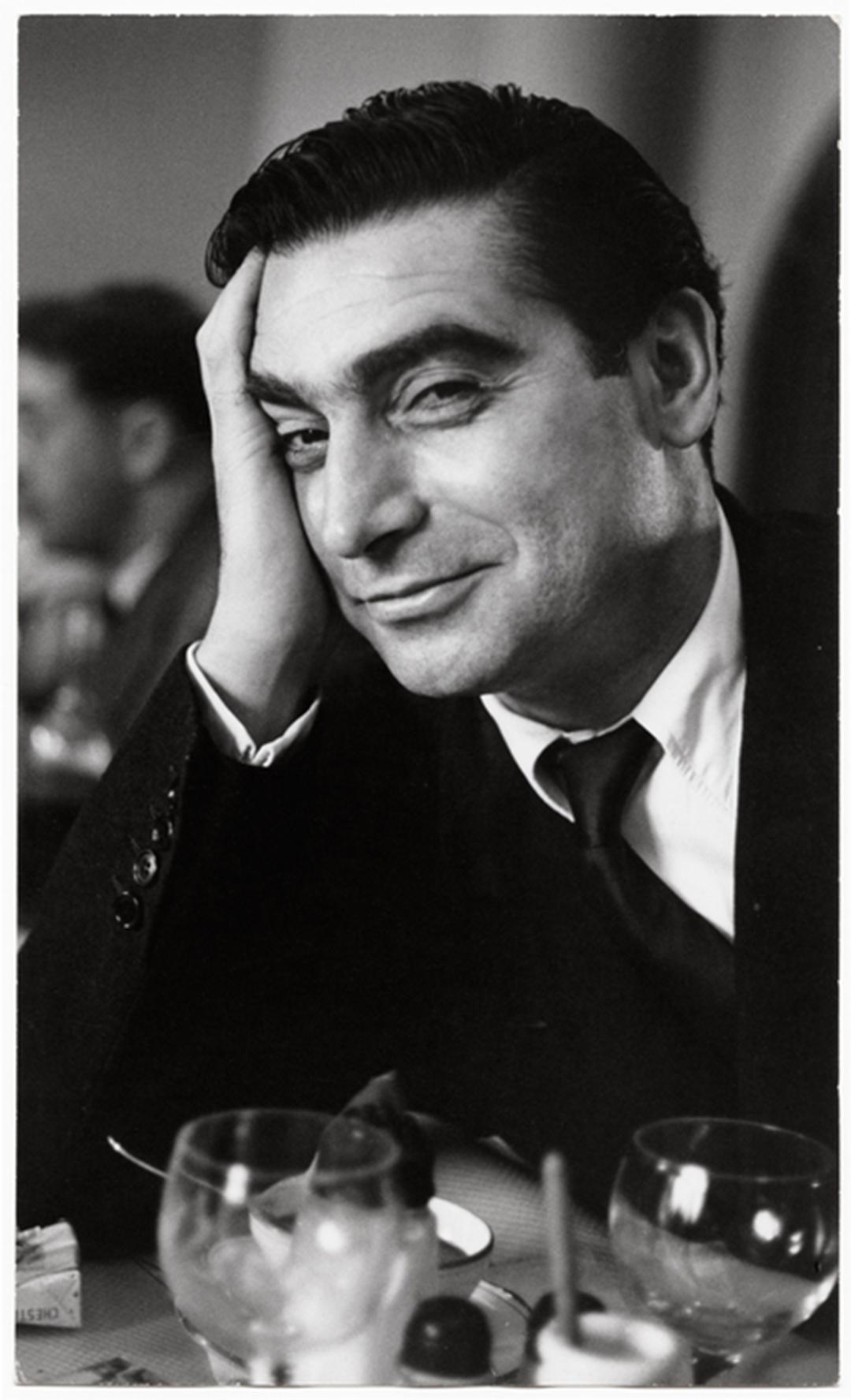 Robert Capa, Paris, 1952