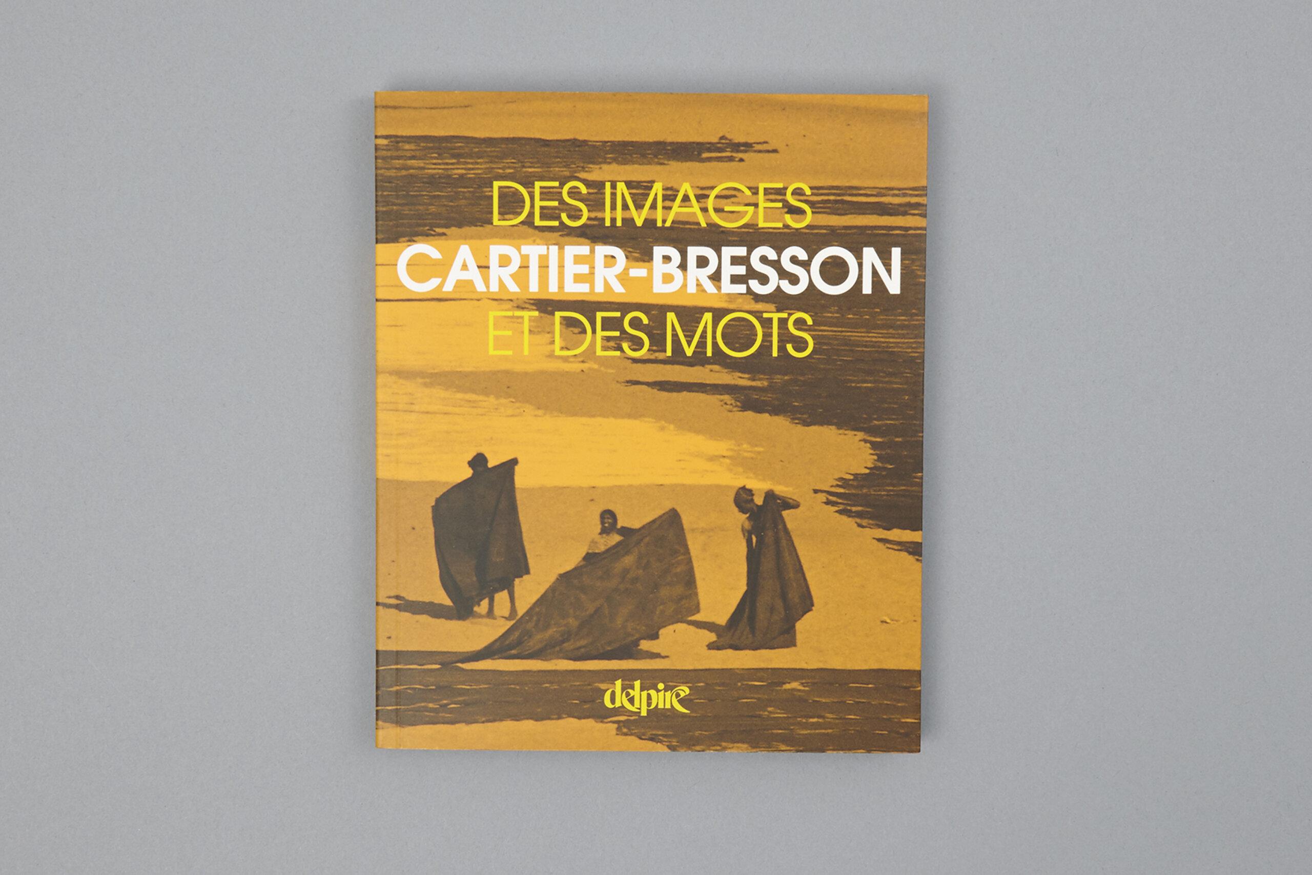 delpire-cartier-bresson-henri-des-images-et-des-mots