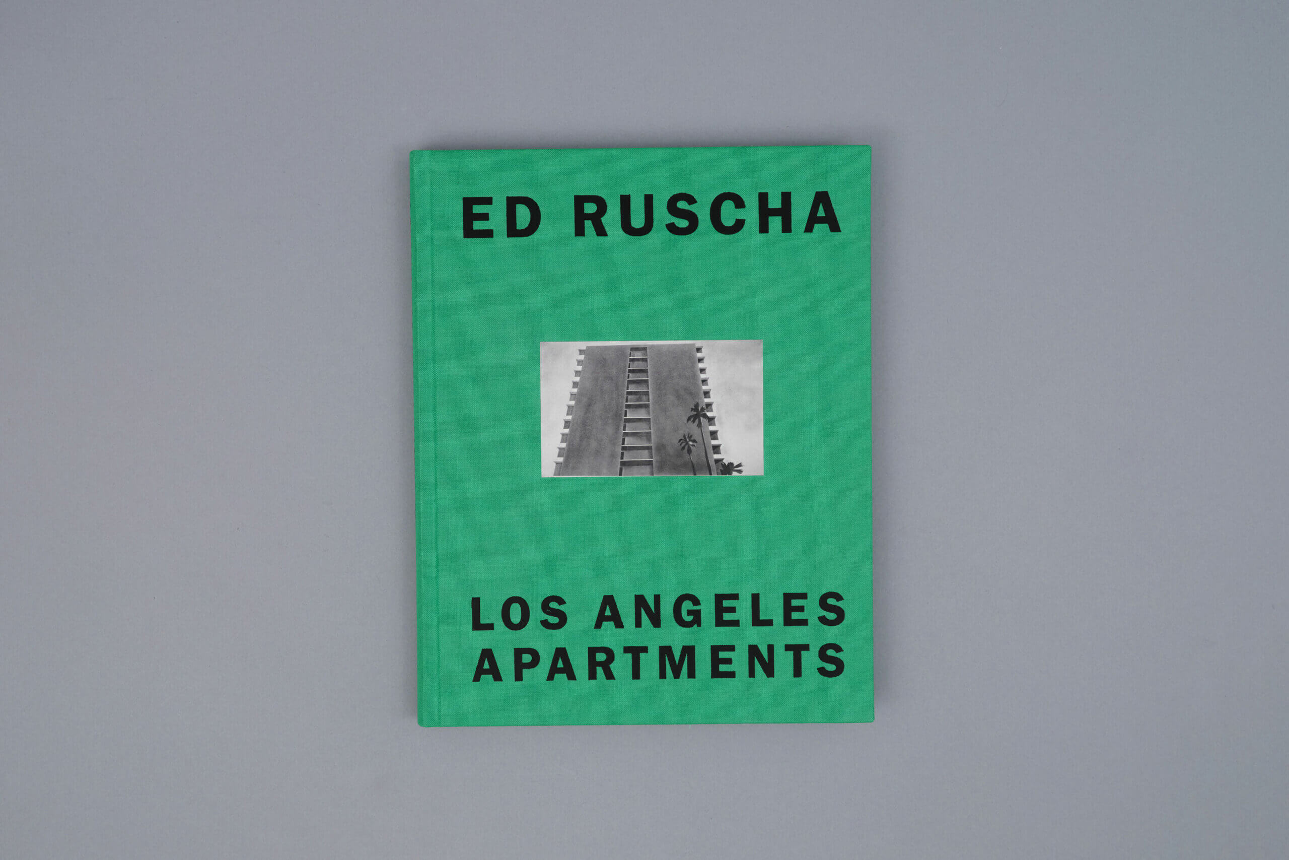 Ruscha-los-angeles-appartements-steidl-cover