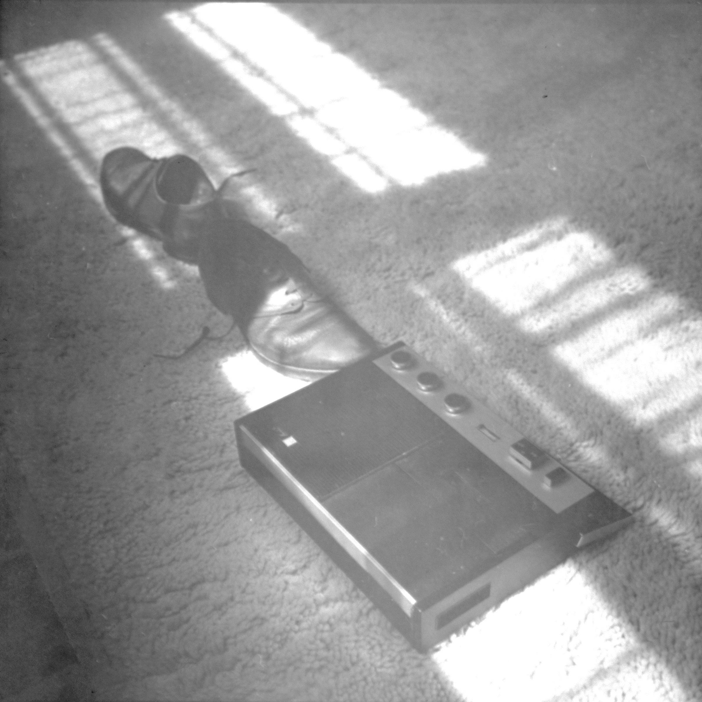 Tape Recorder 1 Vivian-maier